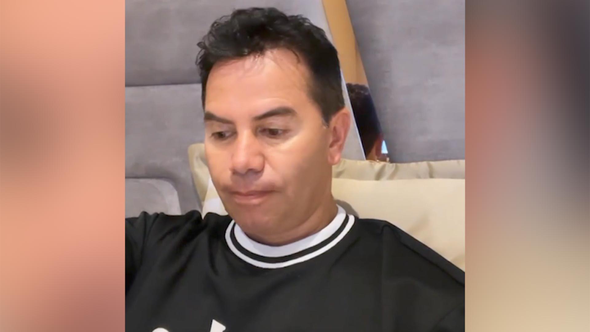 Jhonny Rivera sobre fallecimiento de seguidora
