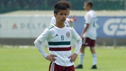 Alex Alcalá es comparado con Lionel Messi, firmará con el LA Galaxy y es pretendido por el Manchester City (Foto: Instagram/ @alexrebel05)