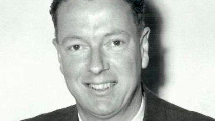 """Harry Phipps, un empresario que escribió un libro llamado """"El hombre del satén"""", estuvo entre los sospechosos. Su casa fue excavada dos veces, pero no hallaron nada"""