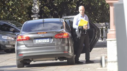 El jefe de gobierno porteño Horacio Rodríguez Larreta (Fabian Mattiazzi)