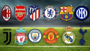 Cómo será el formato de la Superliga de Clubes de Europa y por qué podría eclipsar a la Champions League