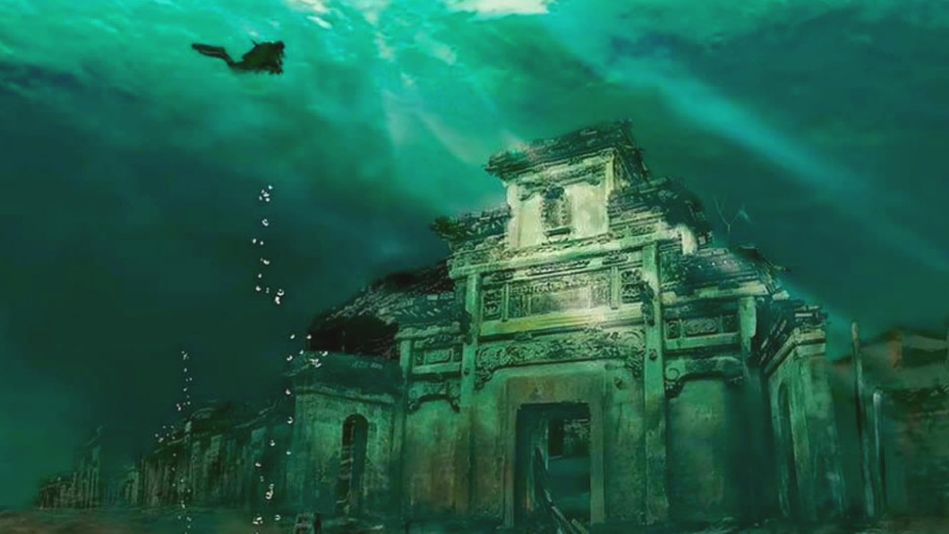 Antiguas y majestuosas, 9 ciudades bajo el agua que desafían a la historia  - Infobae