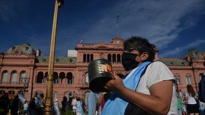 Se prevé que las manifestaciones se repitan en varias provincias
