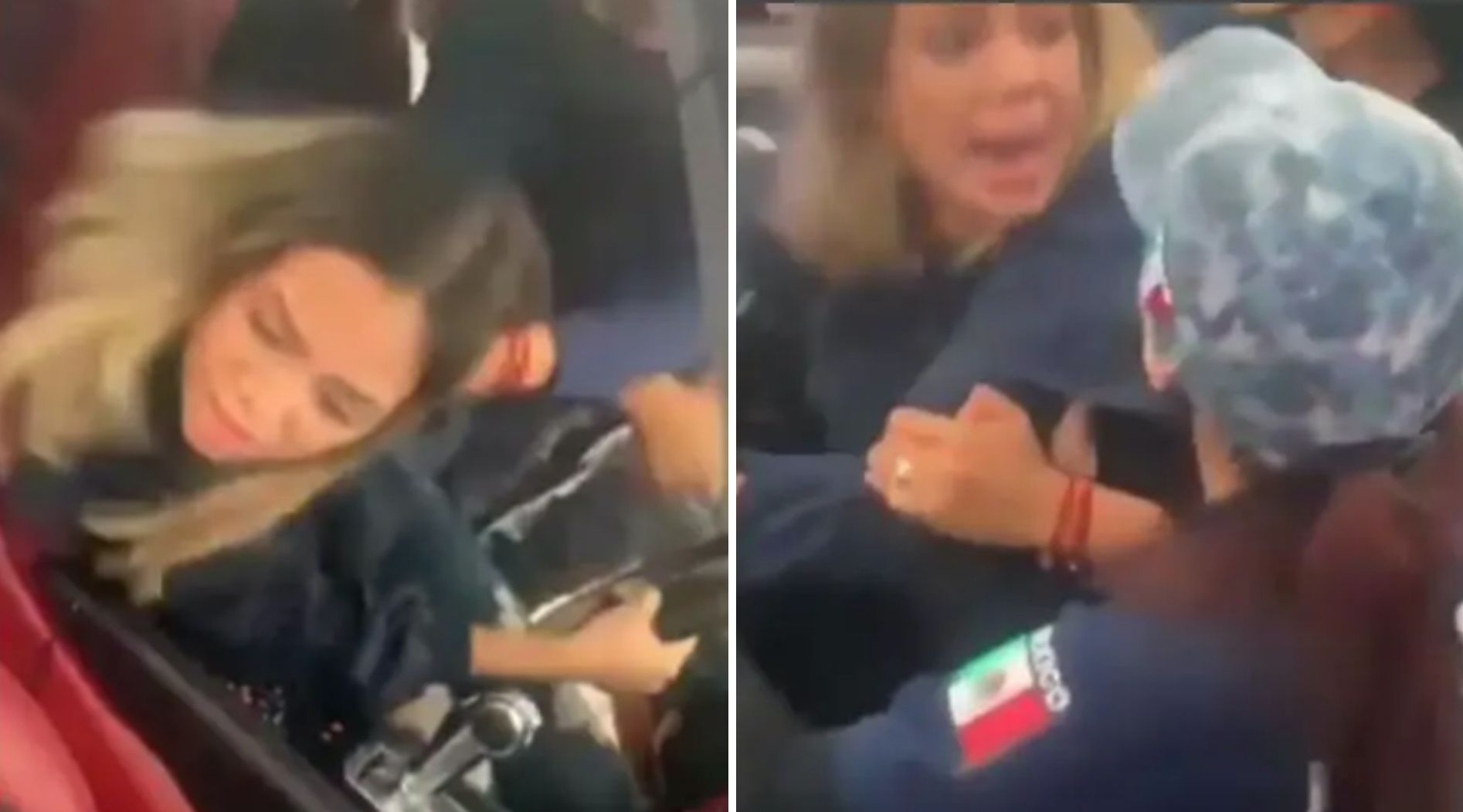 caso Sara Morales (Foto: Captura de video)