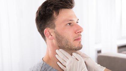 El paciente además del linfoma, ingresó con dificultad para respirar y se le diagnosticó neumonía por SARS-CoV-2 positivo por PCR (Shutterstock.com)