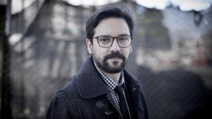 Patricio Zunini (Foto: Alejandra López)