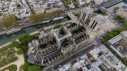 Cómo deberá ser la restauración es parte de un debate que confronta a expertos de todo el mundo