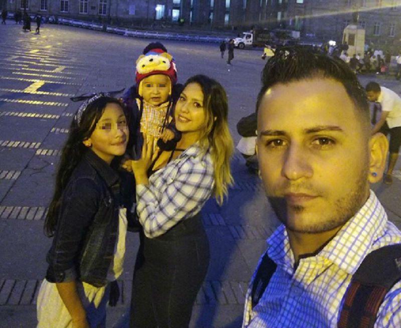 El caso indignó a muchos colombianos, que piden que se reconozca que el cantante actuó en legítima defensa (Foto: Facebook)