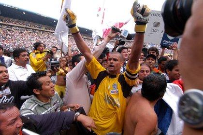 El 14 de abril de 1971 nació Miguel Calero en Valle del Cauca, Colombia (Foto: Carlos Guzmán/Cuartoscuro)