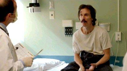 Matthew McConaughey podría haber pasado la vida entera en papeles millonarios de sex symbol pero eligió desafíos como Dallas Buyer's Club, que le valió un Oscar.