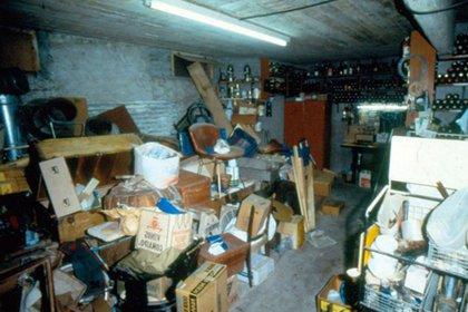 El sótano de los Puccio