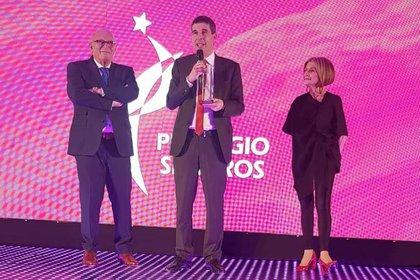 El CEO del Grupo Sancor Seguros, Alejandro Simón.