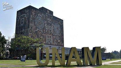 LA UNAM suspendió labores académicas y administrativas presenciales desde el pasado 17 de marzo y extendió su calendario hasta el 21 de agosto (Foto: Archivo)