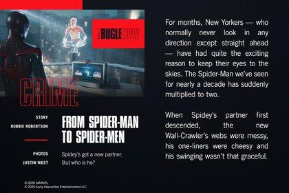Un Viejo Villano Aparece En Spider-Man: Miles Morales