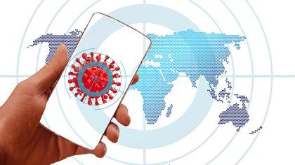 apps moviles, tecnologia, coronavirus, cuarentena