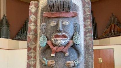 México recuperó urna maya de alto valor histórico