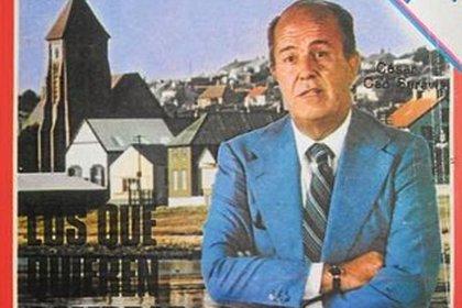 El empresario César Cao Saravia, benefactor de la escuelita de Mala Mala