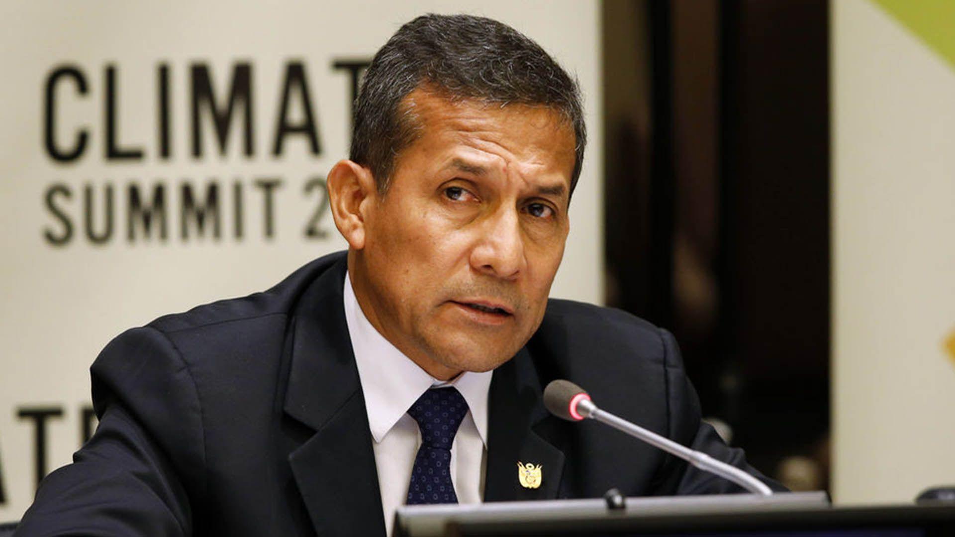 Ollanta Humala (AP)