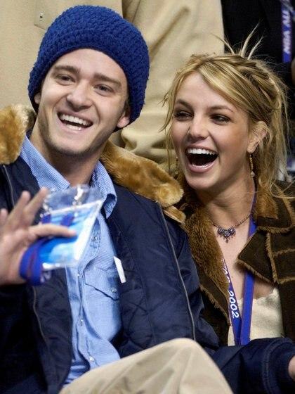Britney Spears y Justin Timberlake (Reuters)