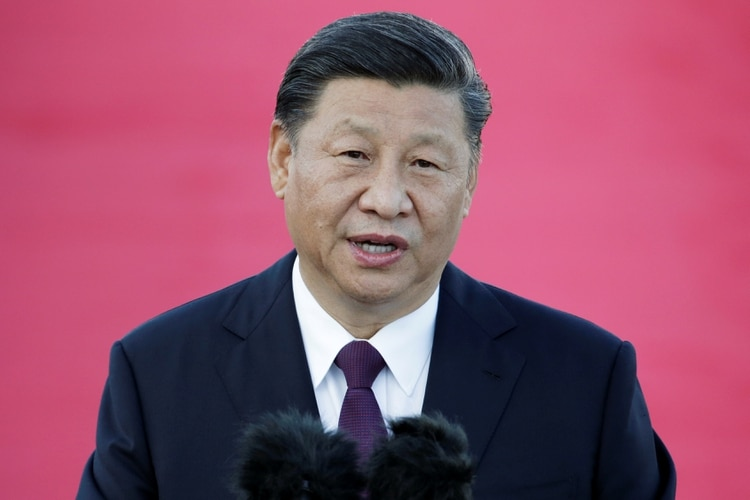 El presidente chino Xi Jinping (REUTERS/Jason Lee)