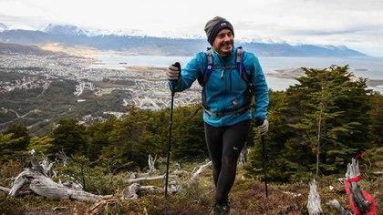 En marzo habrá opciones para correr en todo el país (Foto: Ariel Contreras /Ushuaia Trail Race)