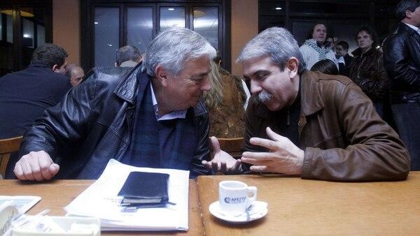 Meiszner y Fernández compartieron fórmula en la presidencia de Quilmes