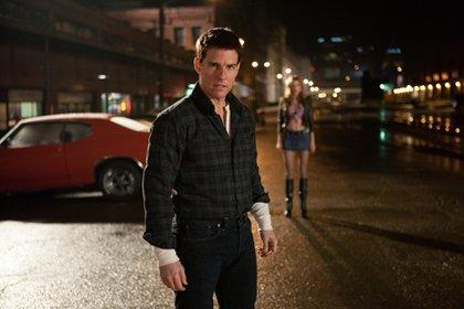"La editorial Blatt & Ríos publicó ""Noche caliente"", de Lee Child, novela de la serie Jack Reacher, que Tom Cruise llevó a la pantalla"