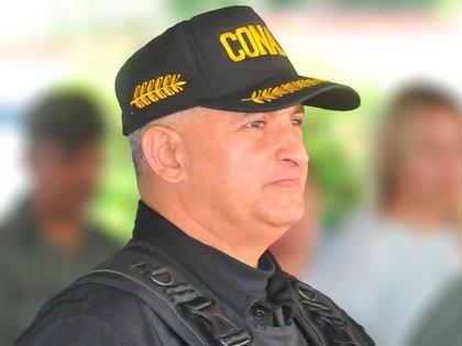GD Hernán Enrique Homez Machado, Inspector General de la GNB