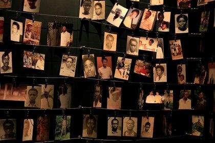 El genocidio en Ruanda dejó cerca de un millón de víctimas tutsis (REUTERS/Noor Khamis)