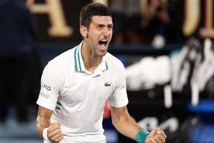 Novak Djokovic became champion of the Australian Open 2021 (REUTERS / Asanka Brendon Ratnayake)