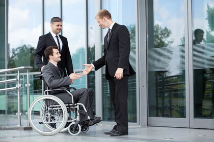 El cambio social frente a la discapacidad es una materia pendiente (iStock)