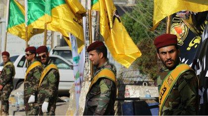 Hezbollah tiene una fuerte presencia en el sur del Líbano (AFP)