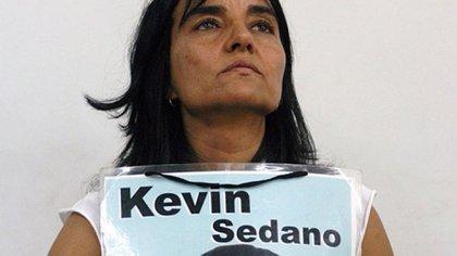 """Viviam Perrone, fundadora de la ONG """"Madres del Dolor"""""""