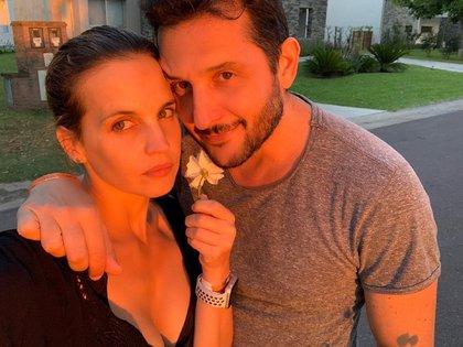 Sabrina Garciarena y Germán Paoloski esperan su tercer hijo