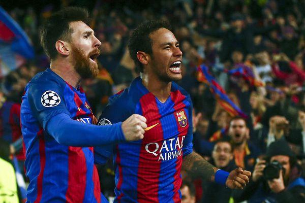 La respuesta de Neymar tras el mensaje de despedida de Lionel Messi
