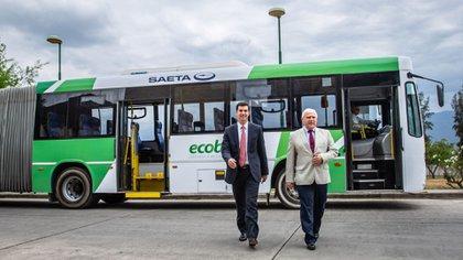 Los dos gobernadores se reunieron en Salta