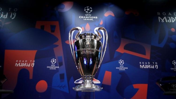 Se sortean los cuartos de final de la UEFA Champions League (REUTERS/Denis Balibouse)