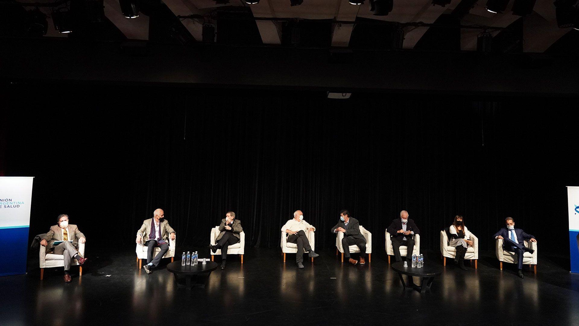 Conferencia de Unión Argentina de Salud