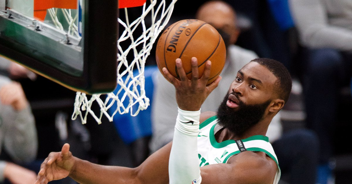 107-134, Brown and Celtics sink Rockets with 16th straight loss