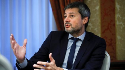 Matías Lammens, ministro de Turismo (EFE)