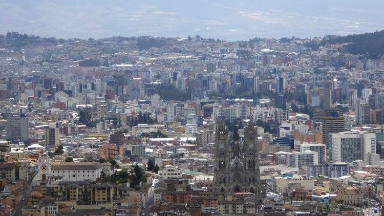 Quito aparece entre las 60 ciudades más seguras del mundo, ocupando el puesto 50 del índice de The Economist (Foto: Wikipedia)