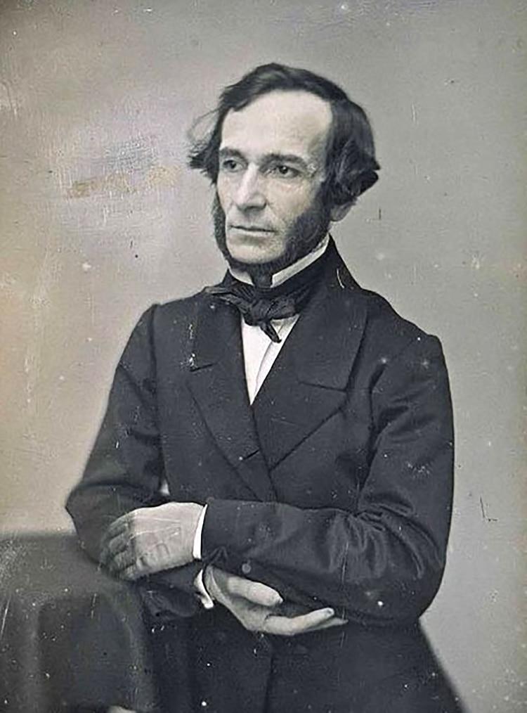 Juan Bautista Alberdi nació el 29 de agosto de 1810 en San Miguel de Tucumán