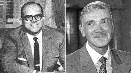 Goar Mestre y Alejandro Romay eran colegas y rivales