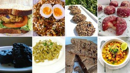 Muchas son las opciones a la hora de incluir legumbres en la alimentación diaria