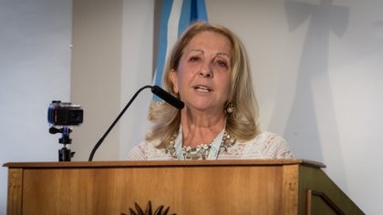 Susana Balbo, chair del Women 20 (Martín Rosenzveig)