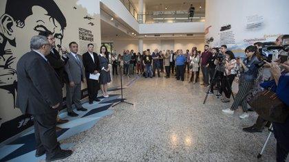 (Foto: Romina Santarelli / Secretaría de Cultura de la Nación)