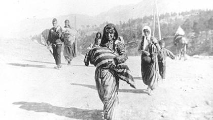 El genocidio armenio sigue siendo negado más de 100 años después