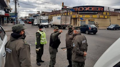 Nación envió fuerzas federales al conurbano en un intento de contener la ola de delitos
