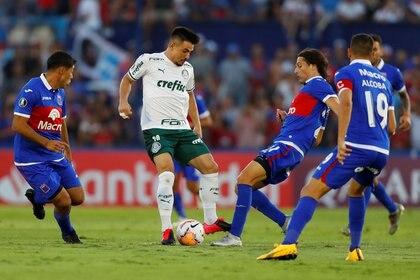 Palmeiras y Tigre cerrarán el Grupo B de la Libertadores en San Pablo (REUTERS/Agustin Marcarian)