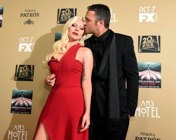 Lady Gaga casi pasa por el altar con Taylor Kinney